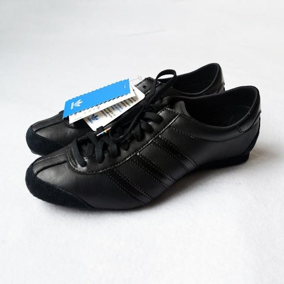 le adidas aditrack w occasionale scarpe poshmark nero